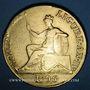 Coins Italie. République ligurienne (1798-1805). 96 lires 1801. (PTL 917‰. 25,21 g)