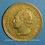 Coins Italie. Sardaigne. Charles Félix (1821-1831).  80 lires 1825 L. Turin. (PTL 900‰. 25,80 g)