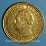 Coins Italie. Sardaigne. Charles Félix (1821-1831). 80 lires 1827 P. Gênes. (PTL 900‰. 25,80 g)