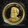 Coins Mongolie. République. 500 tugrik 2007 (PTL 999‰. 0,5 g)
