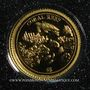 Coins Nauru. République. 5 dollars 2009 (PTL 999‰. 0,5 g)
