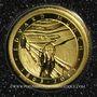Coins Niue. Elisabeth II (1952 - /). 1 dollar 2013 (PTL 999‰. 0,5 g)