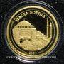 Coins Palau. République. 1 dollar 2009 (PTL 999‰. 0,5 g)