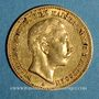 Coins Prusse. Guillaume II (1888-1918). 10 mark 1904 A. (PTL 900‰. 3,98 g)