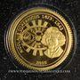 Coins Samoa. Monarchie parlementaire. 1 dollars 2010. (PTL 999,9‰. ,05 g)