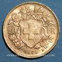 Coins Suisse. Confédération. 20 francs Vreneli 1900B. (PTL 900‰. 6,45 g)