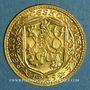 Coins Tchécoslovaquie. République. Ducat 1925 (PTL 986‰. 3,49 g)