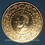 Coins Turquie. République. 50 qurush 1923/68. (PTL 917‰. 3,50 g)