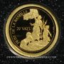 Coins Vanuatu. République. 20 vatu  2014 (PTL 999‰. 0,5 g)