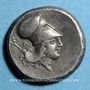 Coins Acarnanie. Leucas. Statère, vers 400-330 av. J-C