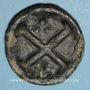 Coins Apulie. Luceria. Quincunx, vers 217-212. Luceria
