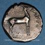Coins Bruttium. Caulonia. Statère, 480-388 av. J-C
