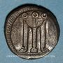 Coins Bruttium. Crotone. Statère, vers 515-500 av. J-C
