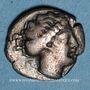 Coins Bruttium. Térina. Diobole, vers 420-400 av. J-C