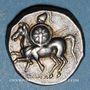 Coins Calabre. Tarente. Didrachme, vers 281-272 av. J-C