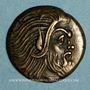 Coins Chersonèse Taurique. Panticapée. Bronze, 4e siècle av. J-C