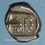 Coins Corcyra. Statère, vers 550-500 av. J-C