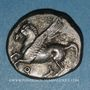 Coins Corinthe. Statère, 345-307 av. J-C