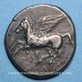 Coins Corinthe. Statère, 400-338 av. J-C