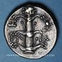 Coins Cyrénaïque. Cyrène (300-280 av. J-C). Didrachme