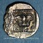 Coins Iles de Carie. Rhodes. Apollonios, magistrat. Hémidrachme, 125-88 av. J-C