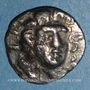 Coins Iles de Carie. Rhodes. Arxinos, magistrat. Hémidrachme, 125-88 av. J-C