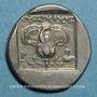 Coins Iles de Carie. Rhodes. Lysimachus, magistrat. Drachme, vers 88-44 av. J-C
