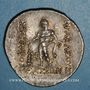 Coins Iles de Thrace. Thasos. Tétadrachme, vers 168-148 av. J-C