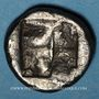 Coins Ionie. Clazomène (vers 500 av. J-C.). Didrachme