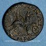 Coins Ionie. Smyrne. Monnayage pseudo-autonome. Bronze, 2e s. av. J-C