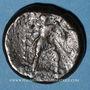 Coins Italie. Bruttium. Les Bruttiens. Bronze, 282-203 av. J-C