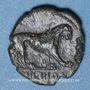 Coins Italie. Bruttium. Rhégium. Bronze, vers 260-215 av. J-C