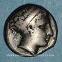 Coins Italie. Campanie. Neapolis. Didrachme, vers 350-325 av. J-C