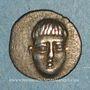 Coins Italie. Campanie. Phistelia. Obole, 325-275 av. J-C