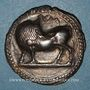 Coins Italie. Lucanie. Sybaris. Statère, 560-510 av J-C