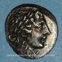 Coins Ligue Lycienne. Kragos. Hémidrachme, vers 48-42 av. J-C