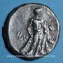 Coins Lucanie. Héraclée. Didrachme, 281-272 av. J-C