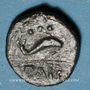 Coins Lucanie. Paestum. Quadrans, vers 300-268 av. J-C