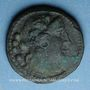Coins Lucanie. Paestum. Triens, vers 264-241 av. J-C