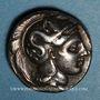 Coins Lucanie. Thurium. Statère, 4e siècle av. J-C