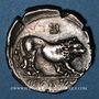 Coins Lucanie. Vélia. Didrachme, 340-334 av. J-C