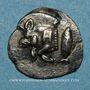 Coins Mysie. Cyzique. Hémiobole, vers 480-400 av. J-C