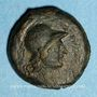 Coins Mysie. Pergame. Bronze, vers 133-127 av. J-C