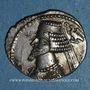 Coins Parthie. Phraates IV (32-2 av. J-C.). Drachme. Ecbatane