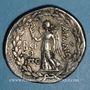 Coins Phénicie. Arados. Tétradrachme, an 122 (= 138/137 av. J-C)