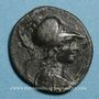 Coins Phrygie. Apamée. Antiphon et Ménékléos, magistrats. Bronze, vers 88-40 av. J-C