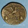 Coins Phrygie. Apamée. Kokos, magistrat. Bronze,  vers 88-40 av. J-C.