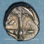 Coins Région de la Mer Noire. Apollonia Pontica. Drachme, vers 450-400 av. J-C