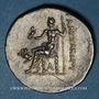 Coins Roy.de Macédoine. Alexandre III le Grand (336-323 av. J-C). Tétradrachme. Alanbada, 173-167 av. J-C