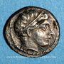 Coins Roy. de Macédoine. Philippe III l'Aridée (323-317 av. J-C). Hémidrachme. Amphipolis, 323-318 av. J-C